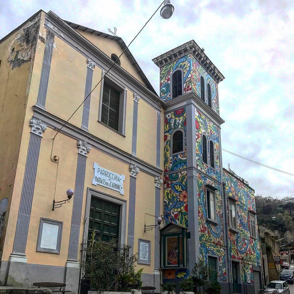 Chiesa di Maria Santissima del Carmine.